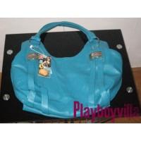 Új kék táska